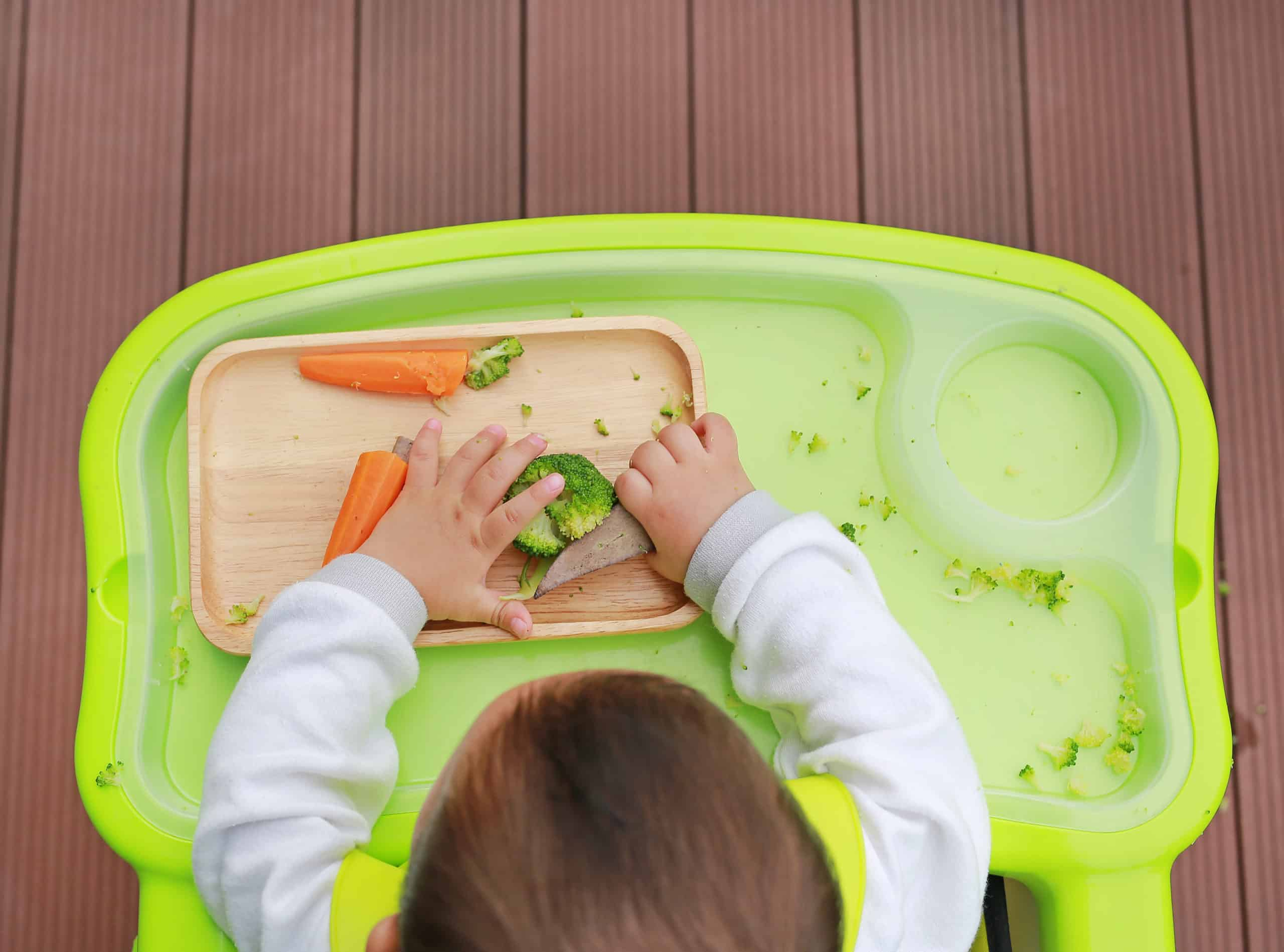 Best Baby-Led Weaning Foods for 6 Months and up